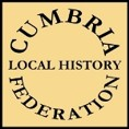 An icon link to the Cumbria Local History Federation website.